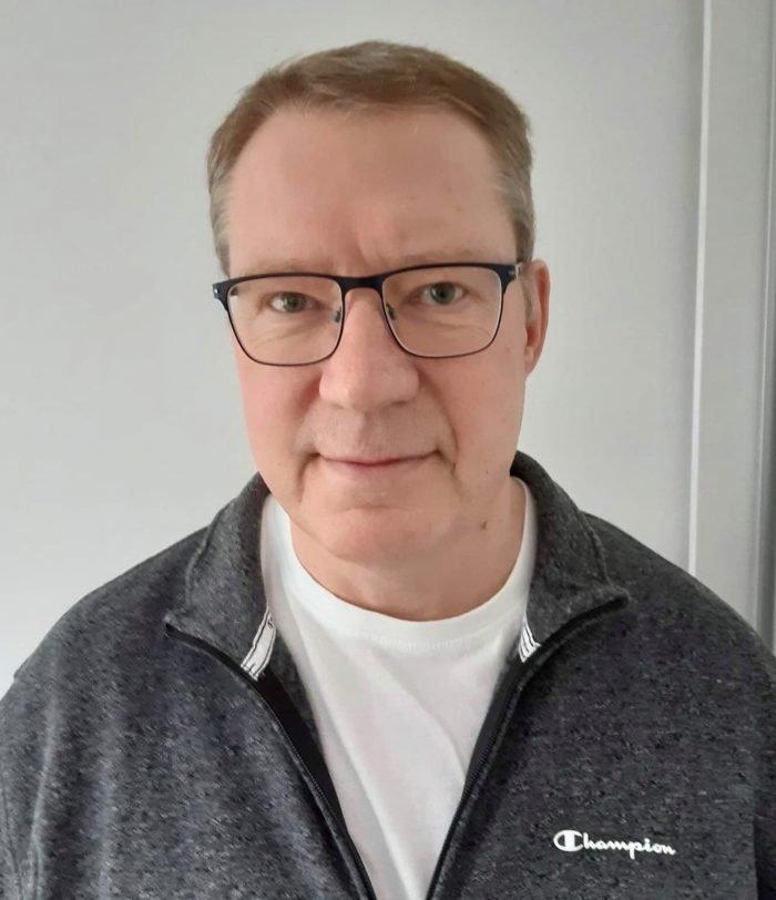 Kanssatutkija Antti Pitkänen